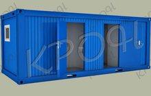 Сантехнический блок-контейнер