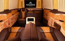 Комфортабельный автобус Мерседес Виано класса люкс