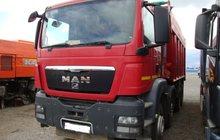 Продается полностью исправный европейский самосвал марки MAN, 2011 год выпуска по ПТС