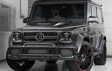 Установка автоподъема стекол на Mercedes G-class