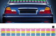 Эквалайзеры на заднее стекло автомобиля