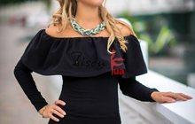 Платье черное от производителя