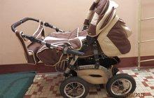 Детская,универсальная коляска-трансформер Зима-лето