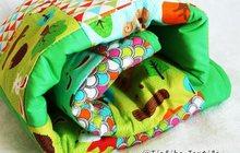 Лоскутное одеяло для Димочки