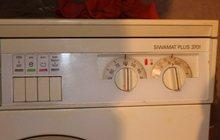 Продаю на запчасти неисправную стиральную машинку Siemens