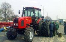 Задняя спарка на Трактор мтз-2022, 3 Беларус