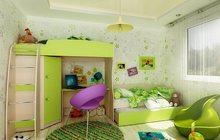 Модульная мебель для детей Лада Лайм