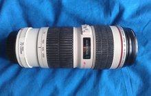 Объектив Canon EF 70-200mm f/4L USM Japan