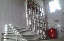 Установка систем «отопления»