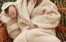 Продажа шерстяных халатов MagicWool