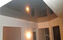 Натяжные потолки для деревянных домов