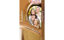 Tacco Comfort Kids Aрт, 633 - детские полустельки-супинаторы