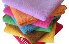 Салфетки, губки, полотенца из микрофибры для кухни