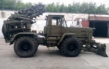 Полковая землеройная машина ПЗМ-2 с хранения