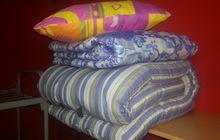 Матрацы ватные, Белье, Кровати для бытовок, общежитий
