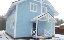 Новый дом эконом-класса, для ПМЖ со всеми коммуникациями Калужское шоссе