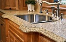 Кухонные столешницы и подоконники из камня