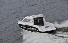 Купить катер (лодку) NorthSilver 730 Star Cabin ST