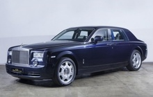 Rolls-Royce Phantom 6, 7 AT