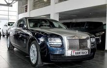 Rolls-Royce Ghost 6, 6 AT