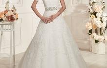 Свадебное платье Ida Torez Nevia