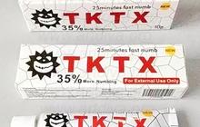 Продам Анестетик для перманентного татуажа мазь обезболивающая 10г ТКТХ 35%