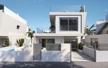 Недвижимость в Испании, Новые виллы рядом с пляжем от застройщика в Миль Пальмерас