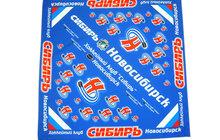 Бейсболки, банданы, платки с лого в компании Принт Тон