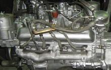Двигатель ЗИЛ-131, с хранения