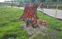 Экскурсия в парк динозавров