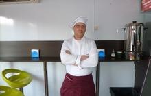Пеший курьер, доставщики мексиканской кухни