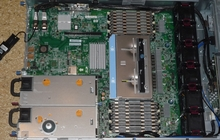 12 ядер 2U HP ProLiant DL380 G7 Xeon x5650