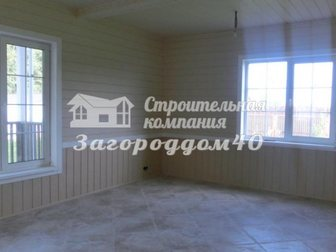 Смотреть изображение Продажа домов Коттедж в Подмосковье Калужское шоссе 28672057 в Москве