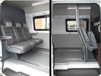 Просмотреть изображение Грузовые автомобили Грузопассажирский микроавтобус Форд Транзит 9 мест 29243021 в Москве
