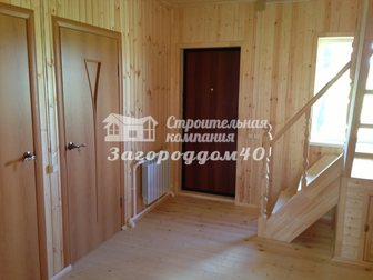 Свежее foto Продажа домов Дом на участке 10 соток с березами  31227960 в Москве