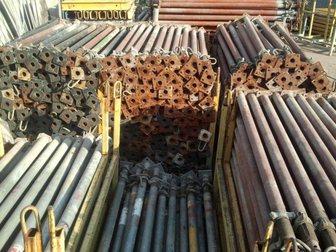 Просмотреть фотографию Строительные материалы Выкупаем б, у крупнощитовую опалубку 32366499 в Москве