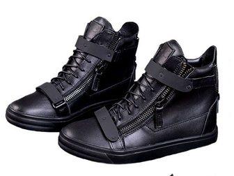 Смотреть изображение Мужская обувь Сникерсы Giuseppe Zanotti High Top 32367430 в Москве