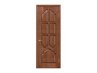 Скачать бесплатно изображение  Дверь Покрова, модель Виктория, шпон файн-лайн, тон №3, глухое, 32374261 в Москве