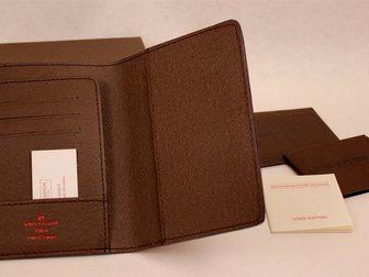 Скачать бесплатно изображение  Обложка для паспорта Louis Vuitton Damier 32390654 в Москве