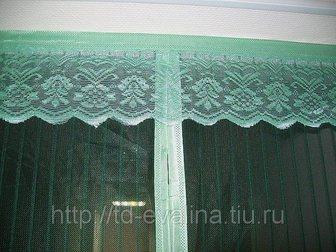 Новое foto Шторы, жалюзи Москитная штора сетка на магнитах 32464626 в Москве
