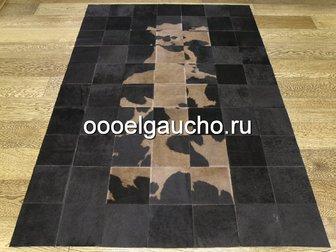 Просмотреть фотографию Ковры, ковровые покрытия Шкуры коров и ковры из шкур, недорого 32554883 в Москве