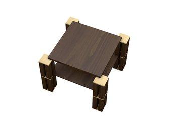 Увидеть фото Мебель для гостиной Кофейный столик За гранью 32565492 в Москве