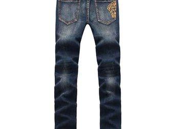 Увидеть foto Мужская одежда Джинсы Versace Medusa Jeans 32569211 в Москве