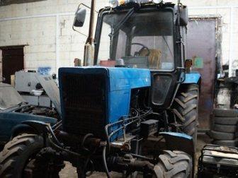 Смотреть foto Трактор Продам трактор МТЗ-82, 1 б/у 2004 г, в, 32634545 в Москве