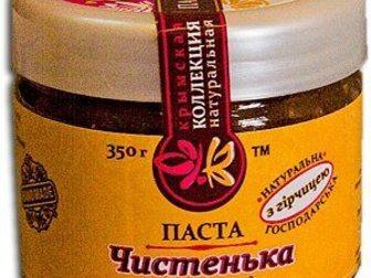 Уникальное фото Косметика Натуральная хозяйственная паста с горчицей, Опт, розница 32643116 в Москве