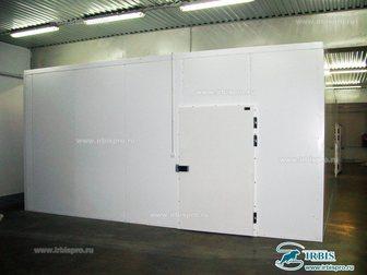 Просмотреть foto Разное Холодильные и морозильные камеры 32645224 в Москве