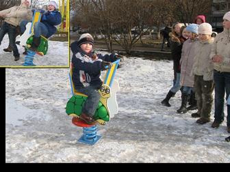 Просмотреть фото Спортивный инвентарь детские игровые площадки 32645247 в Москве