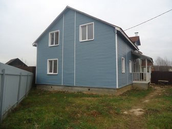 Свежее фото Продажа домов Коттедж, 220 м2, на участке 6 сот, , д, Ивонино 32729243 в Одинцово