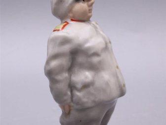 Уникальное foto Антиквариат Фигурка Бравый солдат Швейк, ЛЗФИ 32740379 в Москве