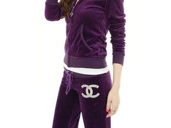 Скачать бесплатно foto Спортивная одежда Спортивный женский костюм Chanel 32766274 в Москве